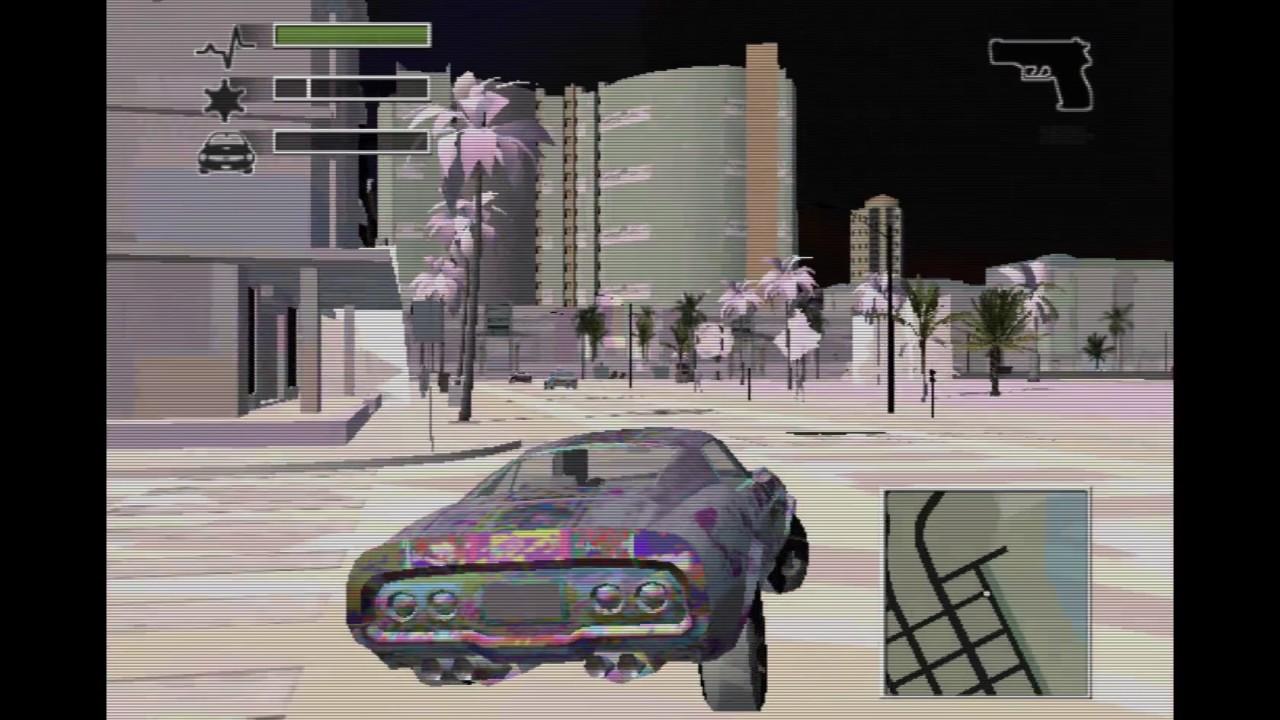 Driv3r Pcsx2 Take A Ride Miami Youtube