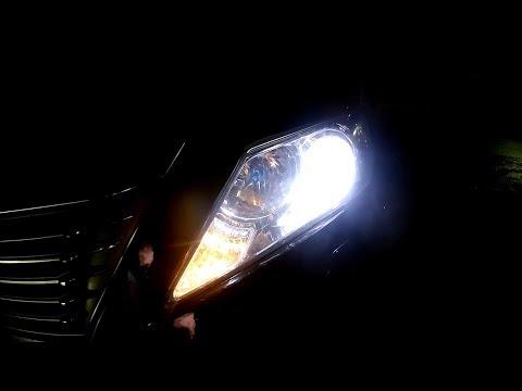 Сравнение ламп Osram Vs. Philips | Какие выбрать лампочки для ближнего света Toyota Camry V50