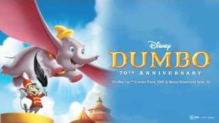 Dumbo Celebrates Disney Courage: Now Available on Bluray!!