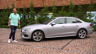 2020 Audi A4 - First Test Drive Video Review