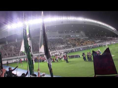 【昇格の瞬間映像】 松本山雅J1初昇格の瞬間、現地ゴール裏より 2014/11/1