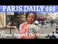 What I Spend in a Day: Paris, France