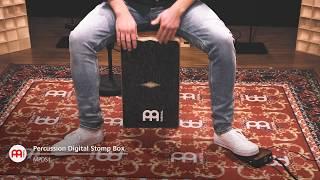 MEINL Percussion Digital Stomp Box - MPDS1 (Main)