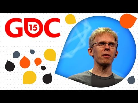 The Dawn of Mobile VR with John Carmack - GDC 2015