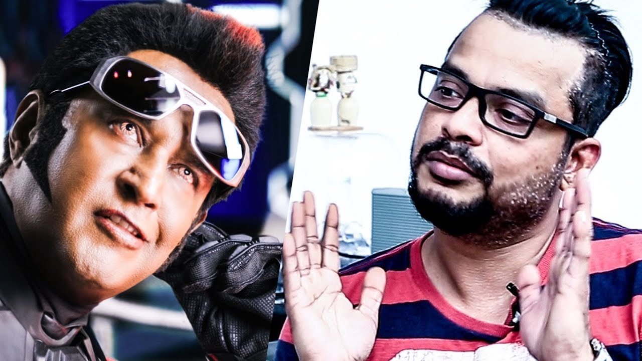 EXCLUSIVE: Endhiran 2.0's working Technique | Editor Anthony shares | Rajinikanth | MY 79