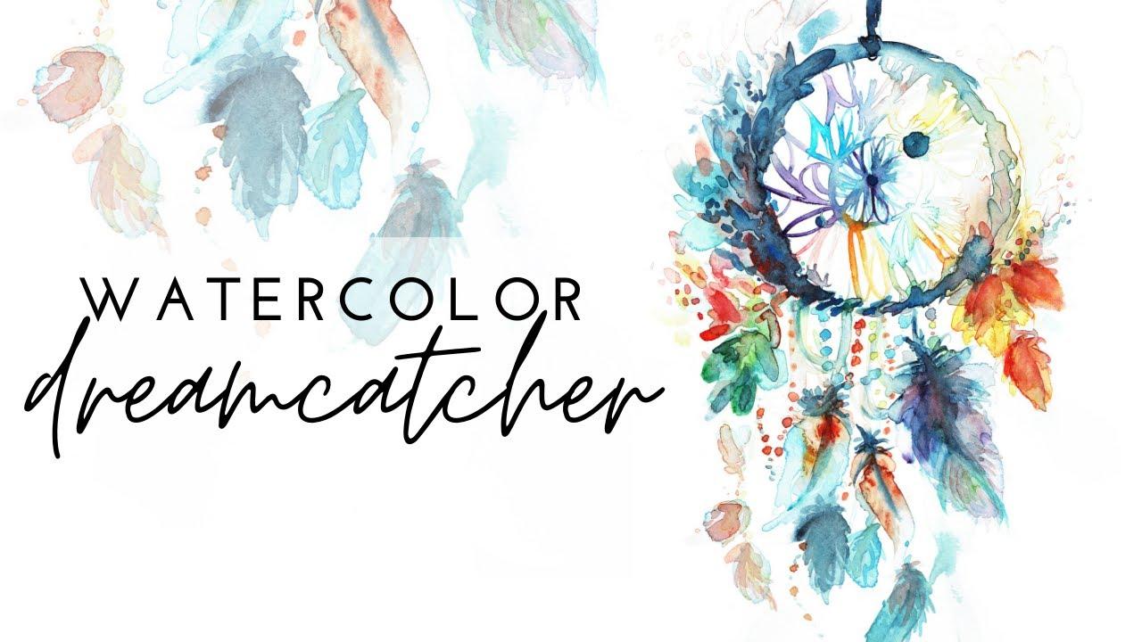 Color art dreamcatcher - Color Art Dreamcatcher 10