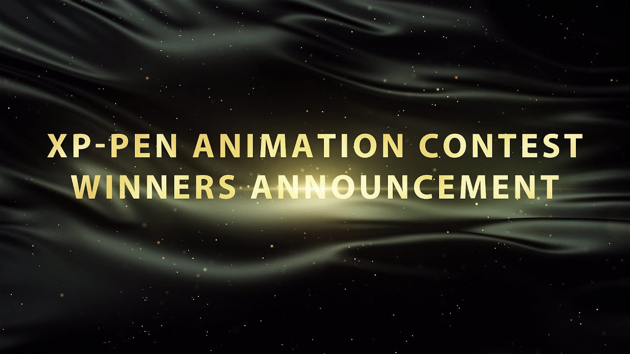 XP-Pen Animation Contest - Collection of the animation pieces