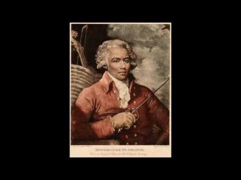 Joseph Bologne, Le Chevalier de Saint Georges Symphonies, Jiří Malát