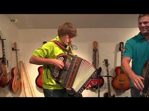 Musikalische Familie: Das Hofelar-Trio im Porträt