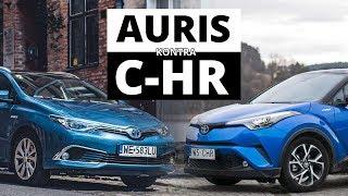 1/3 perpetuum mobile w Toyocie C-HR - czy będzie lepiej, niż w Aurisie?