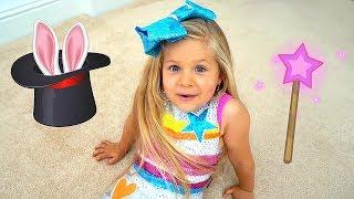 Diana e a Casinha mágica para crianças / Diana Show PRT