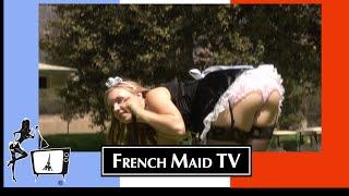 Maids Upskirt french