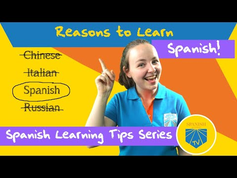 Top Reasons To Learn Spanish | Spanish Academy TV