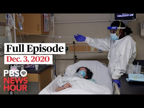 PBS NewsHour: PBS NewsHour West live episode, Nov. 3, 2020