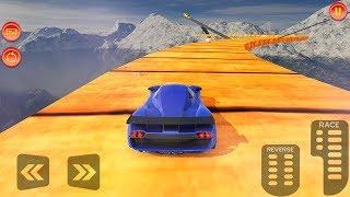 Supercar Impossible Skytrack Impossible Car Stunt Gameplay | Gadi Wala Game (गाड़ी वाला गेम)