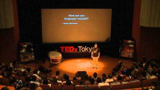 Recorded live at TEDxTokyo on May 21st 2011, at the Miraikan, Odaib...