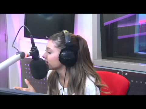 Ariana Grande Does Big Sean Rap With Max On Capital XTRA|Radio Interview