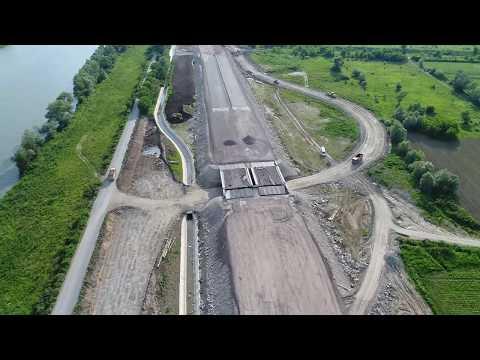 Santier autostrada A1 Lugoj - Deva lot4 -- 01.06.2018