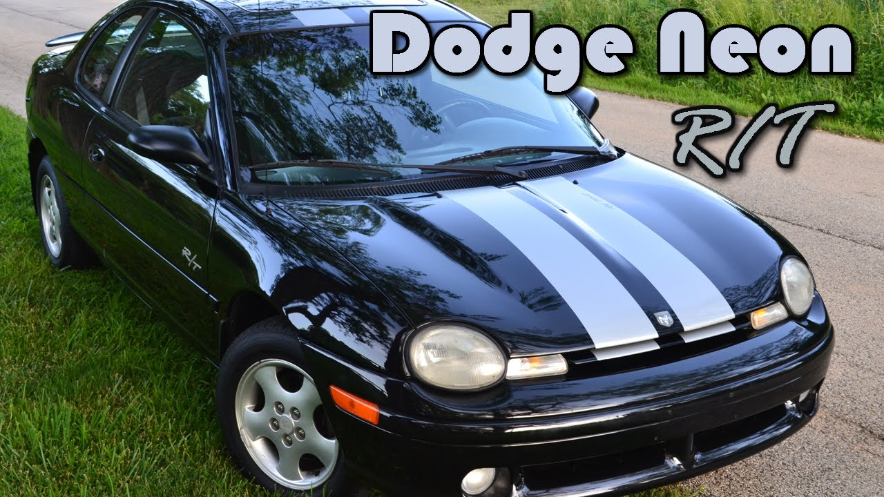 rare 1999 dodge neon r t 23rd youtube. Black Bedroom Furniture Sets. Home Design Ideas