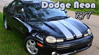 Rare 1999 Dodge Neon R/T 23rd