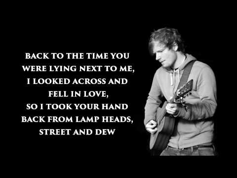 Ed Sheeran  All The Stars LYRICS The Fault In Our Stars  Soundtrack
