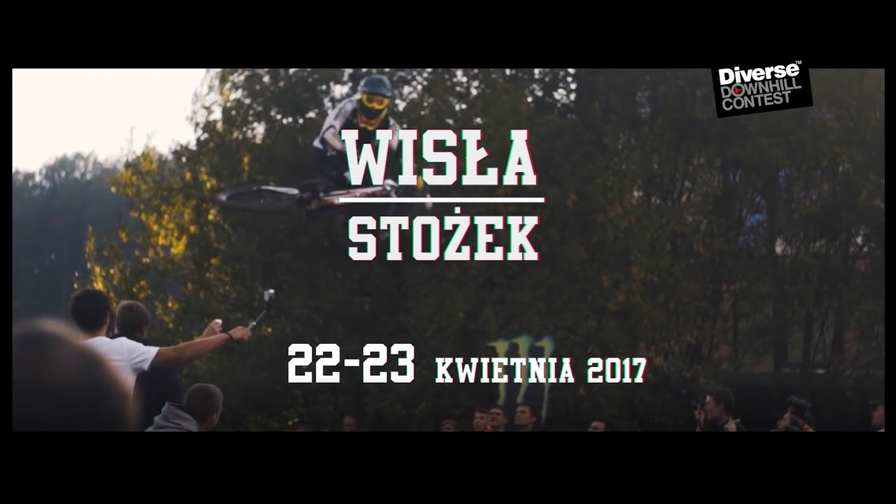 DIVERSE DOWNHILL CONTEST 2017 - Puchar Polski / Puchar Burmistrza Wisły - Wisła