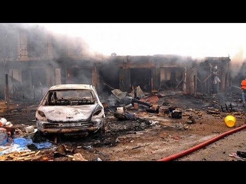 Nigeria: Boko Haram kills 48 people in a suicide bomb attack