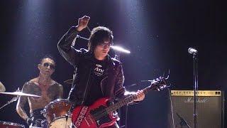 Guitar wolf live at Lausanne Underground Film & Music Festival 22.1...