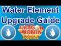 Level 6 Water Element Upgrade Guide - Dragon Mania Legends (Restorative Recourse or Regeneration?)