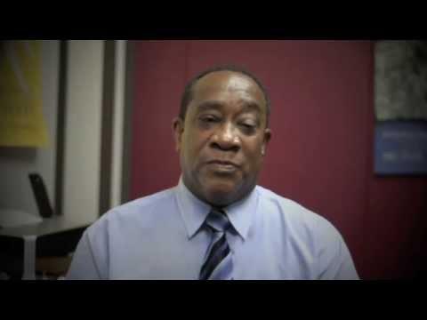 CIS Case Manager Charles Ellison