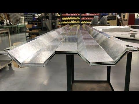 Making Custom Steel Shutters For Hurricane Irma