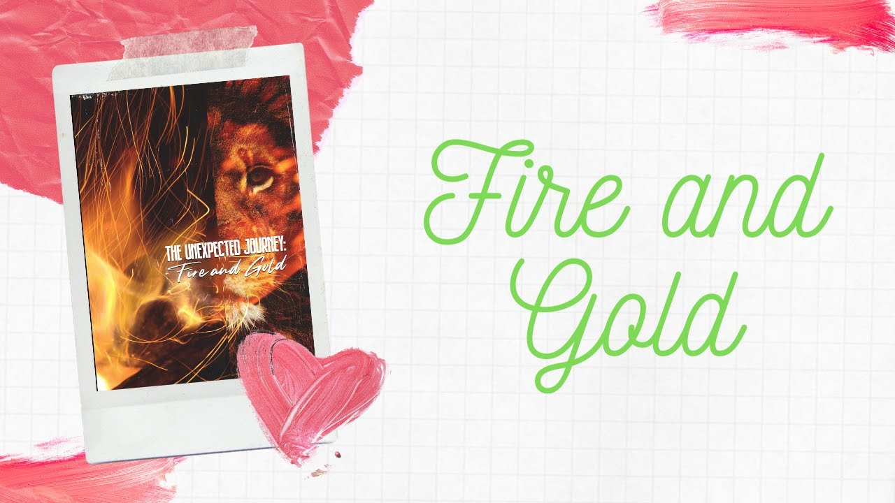 BigBoss Presents The Unlikely Journey: Fire and Gold