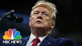 President Donald Trump: Joe Biden 'Understood How To Kiss Barack Obama's Ass' | NBC News