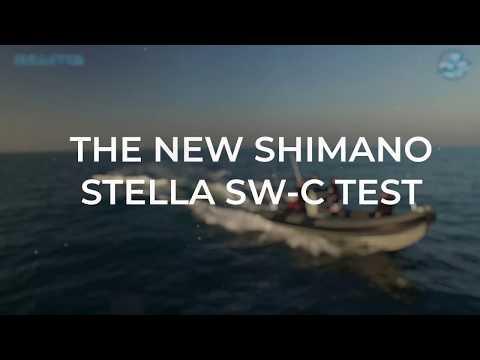 First Shimano Stella SW C European Test Teaser