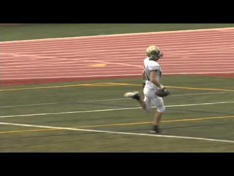Greatest Plays 72 yard Touchdown Sean Flannagan to Nick Dalton Bear Creek High School
