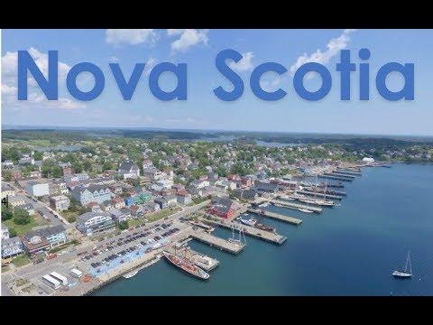 Nova Scotia (4K) [Drone]