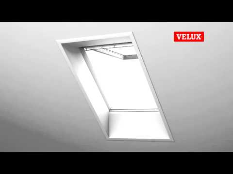 Velux gpl function youtube for Costo velux 55x98