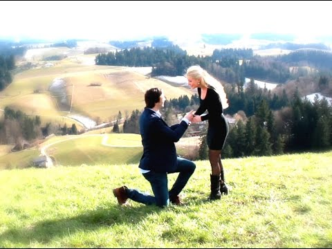 The Most Amazing Wedding Proposal Ever It Will Make You Cry