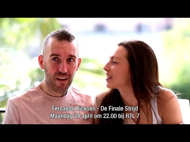 Interview Fernando Ricksen over De Finale Strijd