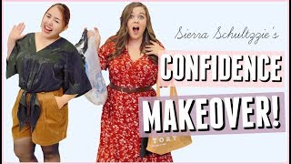 Shopping After Major Weight Loss || Confidence Makeover Episode 3!