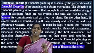II PUC | BUSINESS STUDIES| FINANCIAL MANAGEMENT - 03