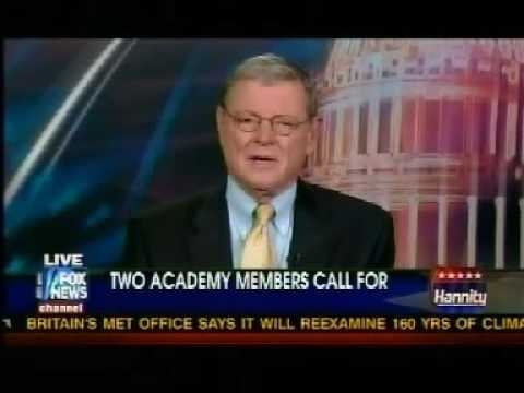 Full Interview: Inhofe Joins Hannity To Talk Climategate