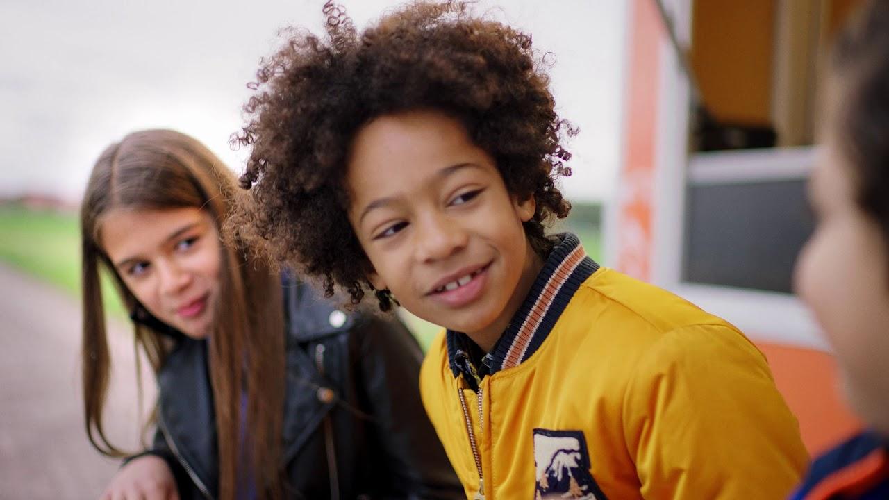One2track GPS telefoonhorloges voor kinderen commercial 'Avontuur'