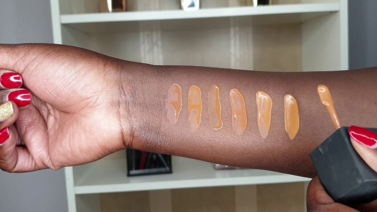 Color Perfect Liquid Make-Up by black radiance #20