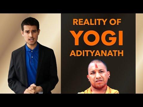 Reality of Yogi Adityanath by Dhruv Rathee | Uttar Pradesh new CM