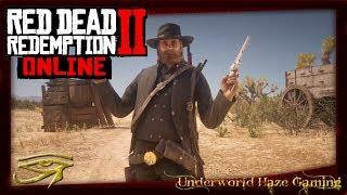Red Dead Redemption 2 Online #12 :: I Hate Varmint Rifles :: Xbox One