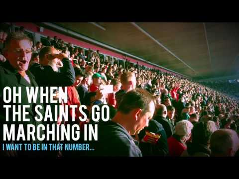 Southampton-Chelsea at the St. Mary's Stadium