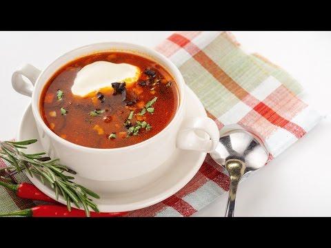 Сборная солянка | Рецепт обалденной солянки!