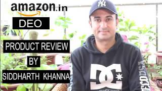 Nike Men Deo Review By SIDDHARTH KHANNA Review - 6