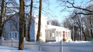 Усадьбы и СПА-отели в Эстонии